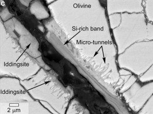 NASA scientists find evidence of water in meteorite, reviving debate over life on Mars