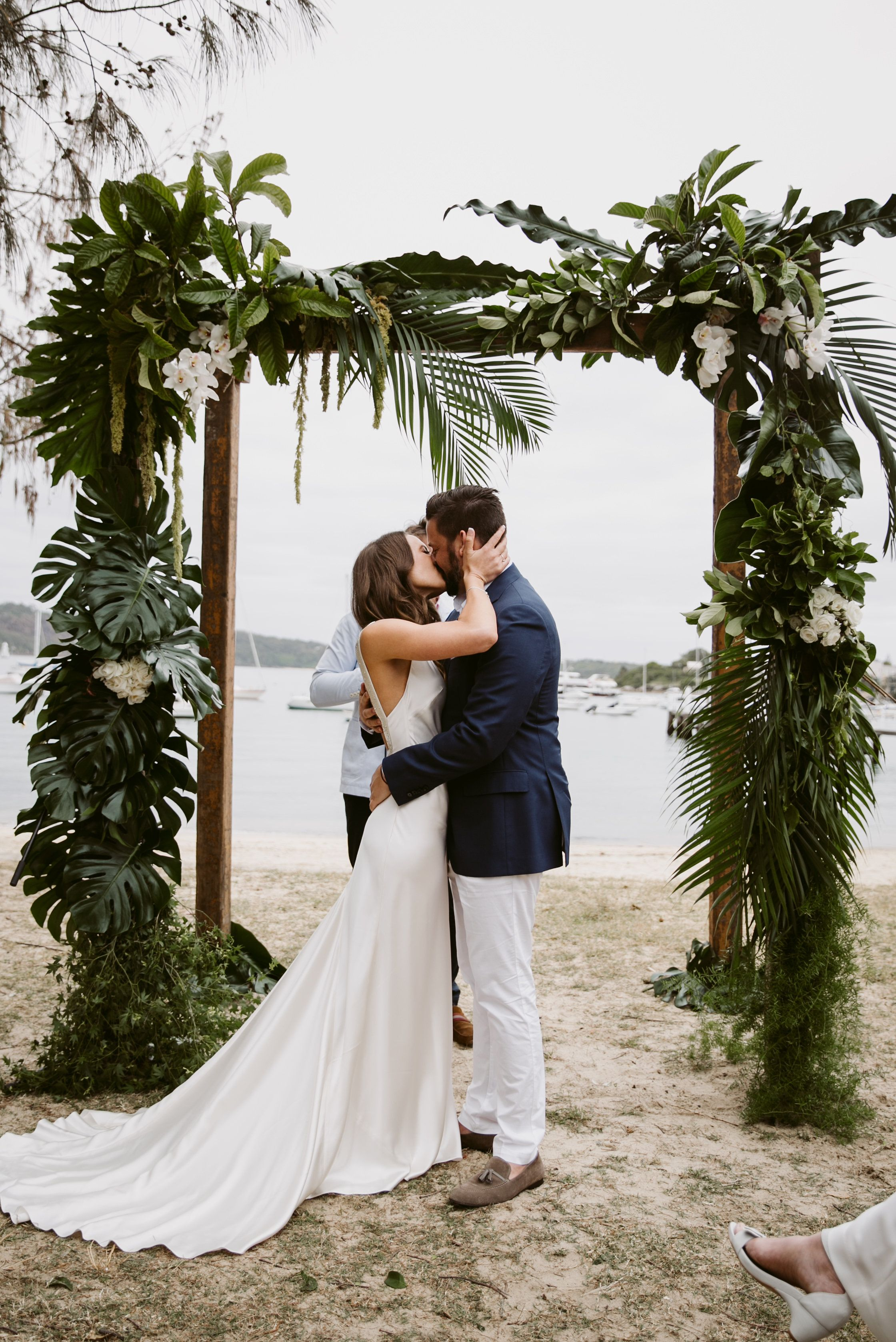 Watsons Bay Photo By Anna Turner Bali Wedding Wedding Beach