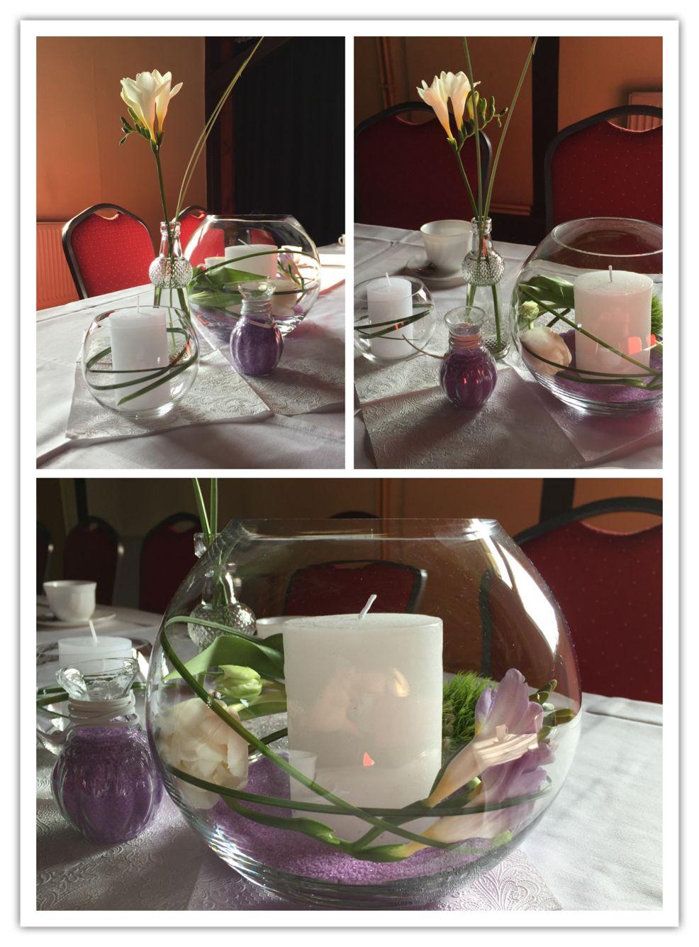 Tischdeko Zum 80 Geburtstag Passt Mit Sicherheit Auch Zu Anderen