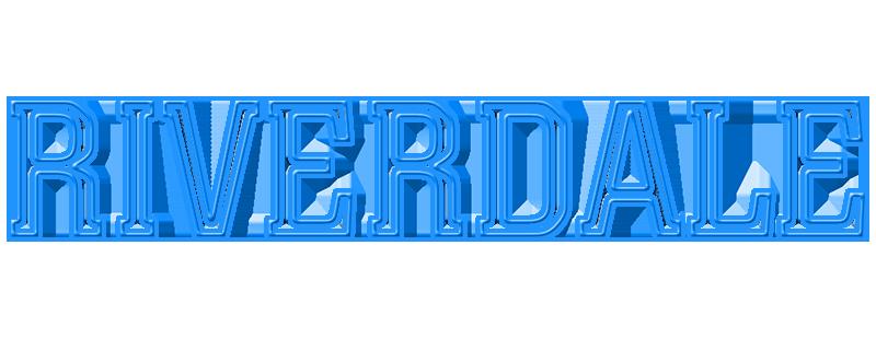 Znalezione obrazy dla zapytania riverdale logo Riverdale
