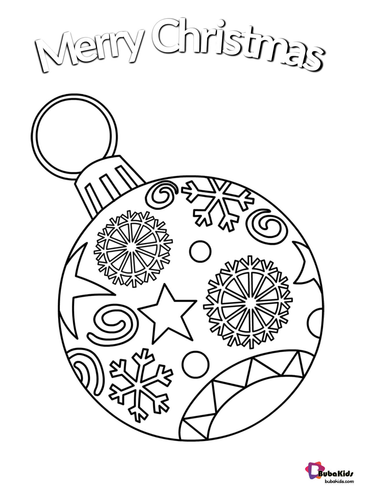 Christmas Tree Ornament Coloring Page Collection Of Cartoon Coloring Pages For Teenage Printable That You Can Download And Print Christmas Christmas Tree Or