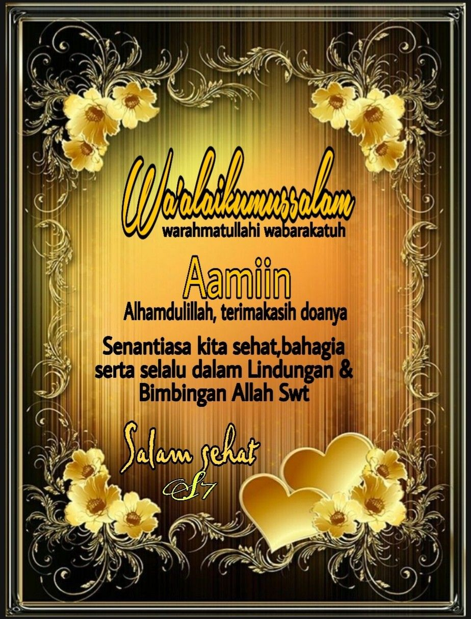 Pin By Essi Subardini On My Saves In 2021 Assalamualaikum Image Greetings Home Decor Decals