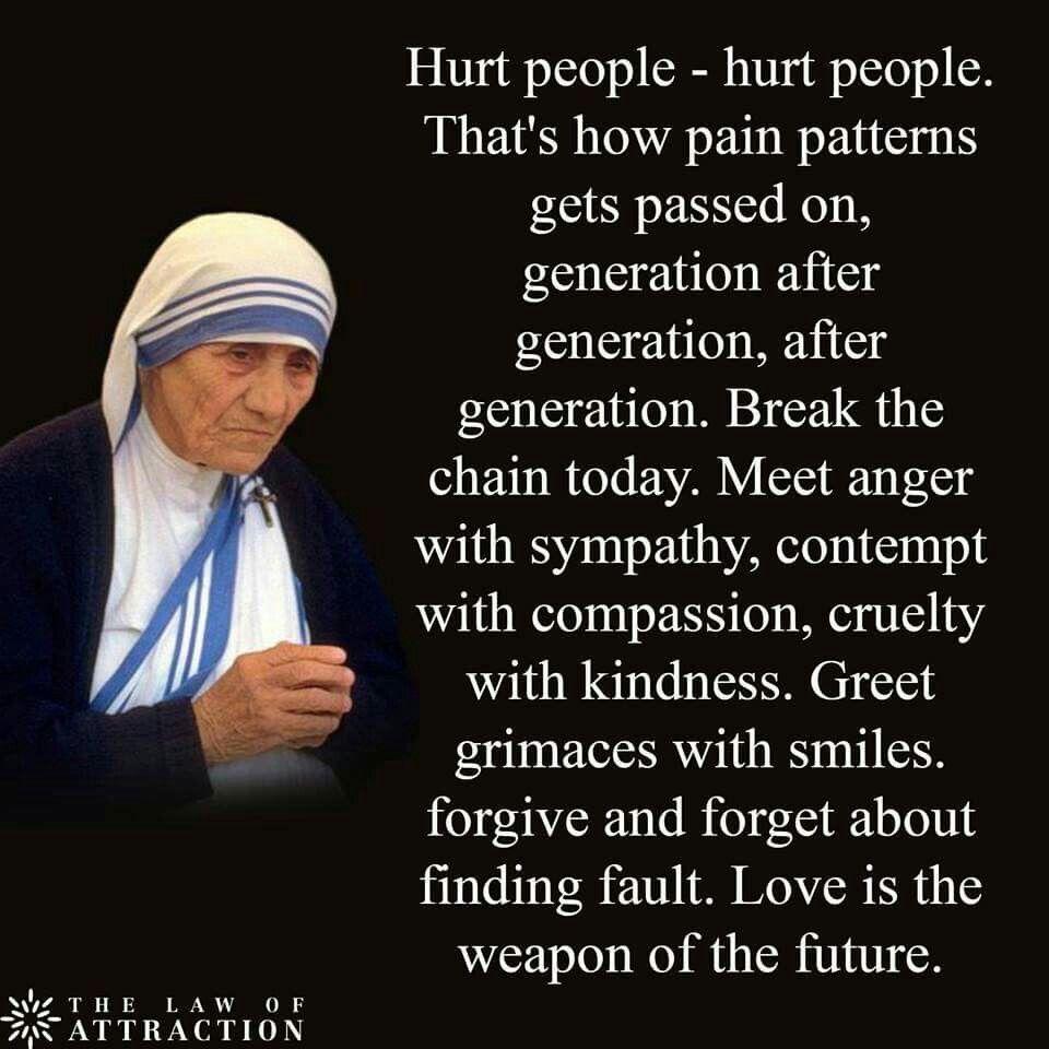 Mother Teresa Quotes Life Pinbeth Derringer On Mother Teresa  Pinterest  Beloved