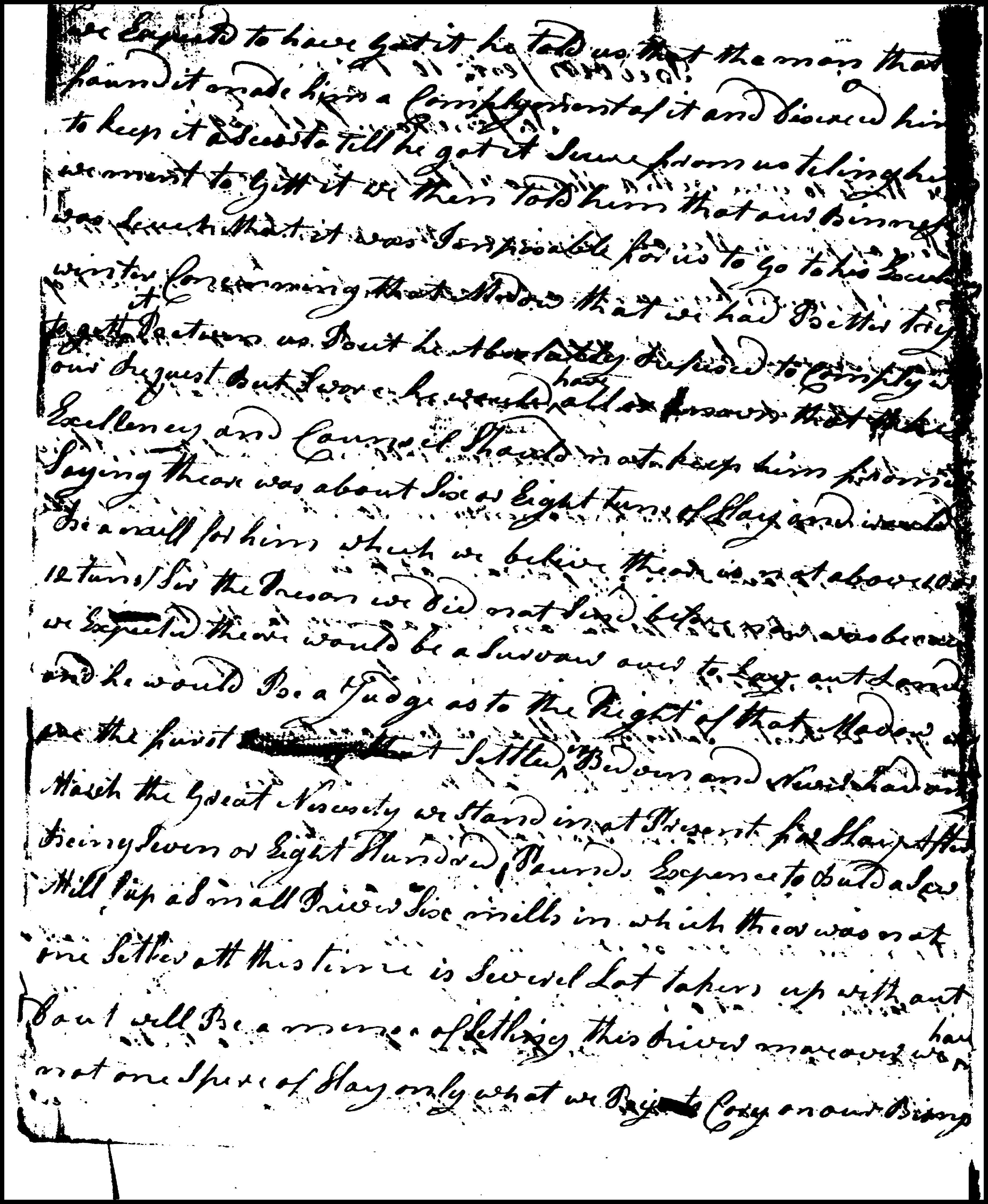 p2.Letter from Benjamin Stymiest III (UEL) and John Bailey