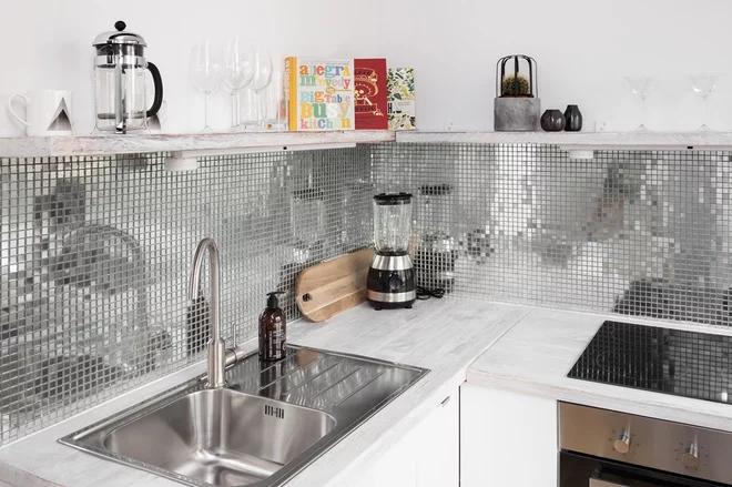 Как использовать угол на кухне по максимуму: фото и идеи ...