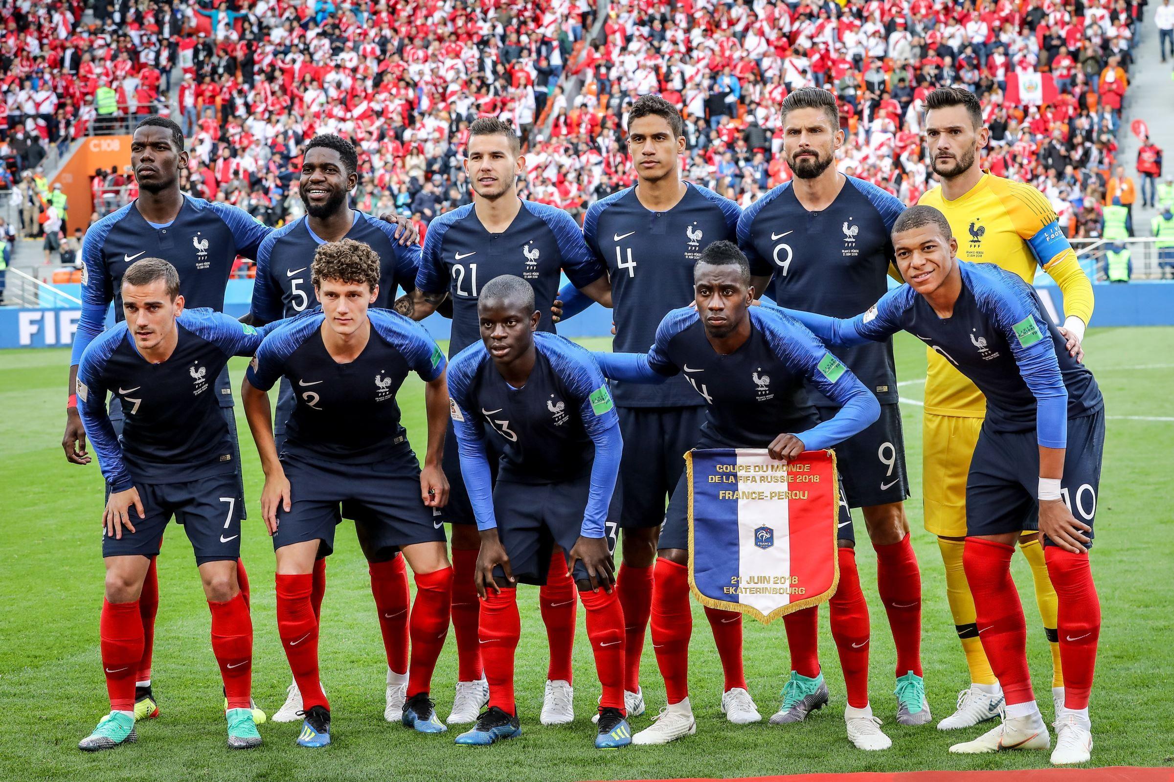 PHOTOS. COUPE DU MONDE 2018. Griezmann, Hernandez, Pavard : le...   Coupe du monde, Coupe du ...