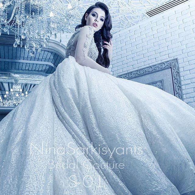 New limited collection Sofena by NinaSarkisyants Bridal Couture ...