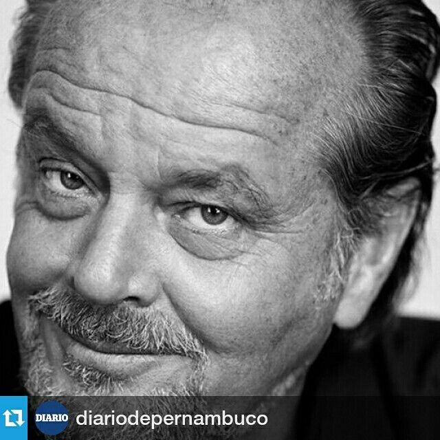 """Jack Nicholson um dos melhores atores, segundo a revista """"STAR"""" foi diagnosticado com a doença de alzheimer"""