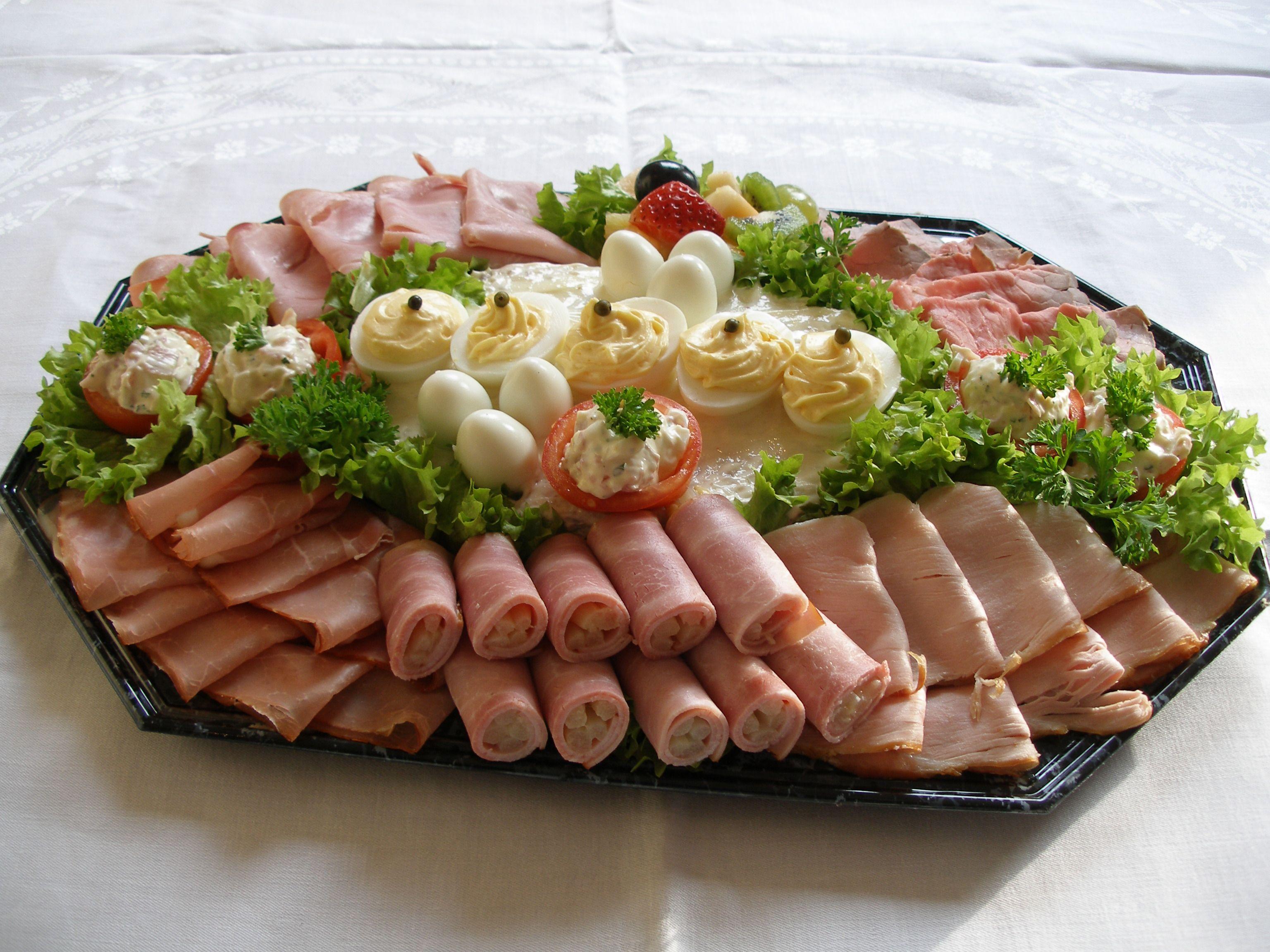 koud buffet gerechten recepten