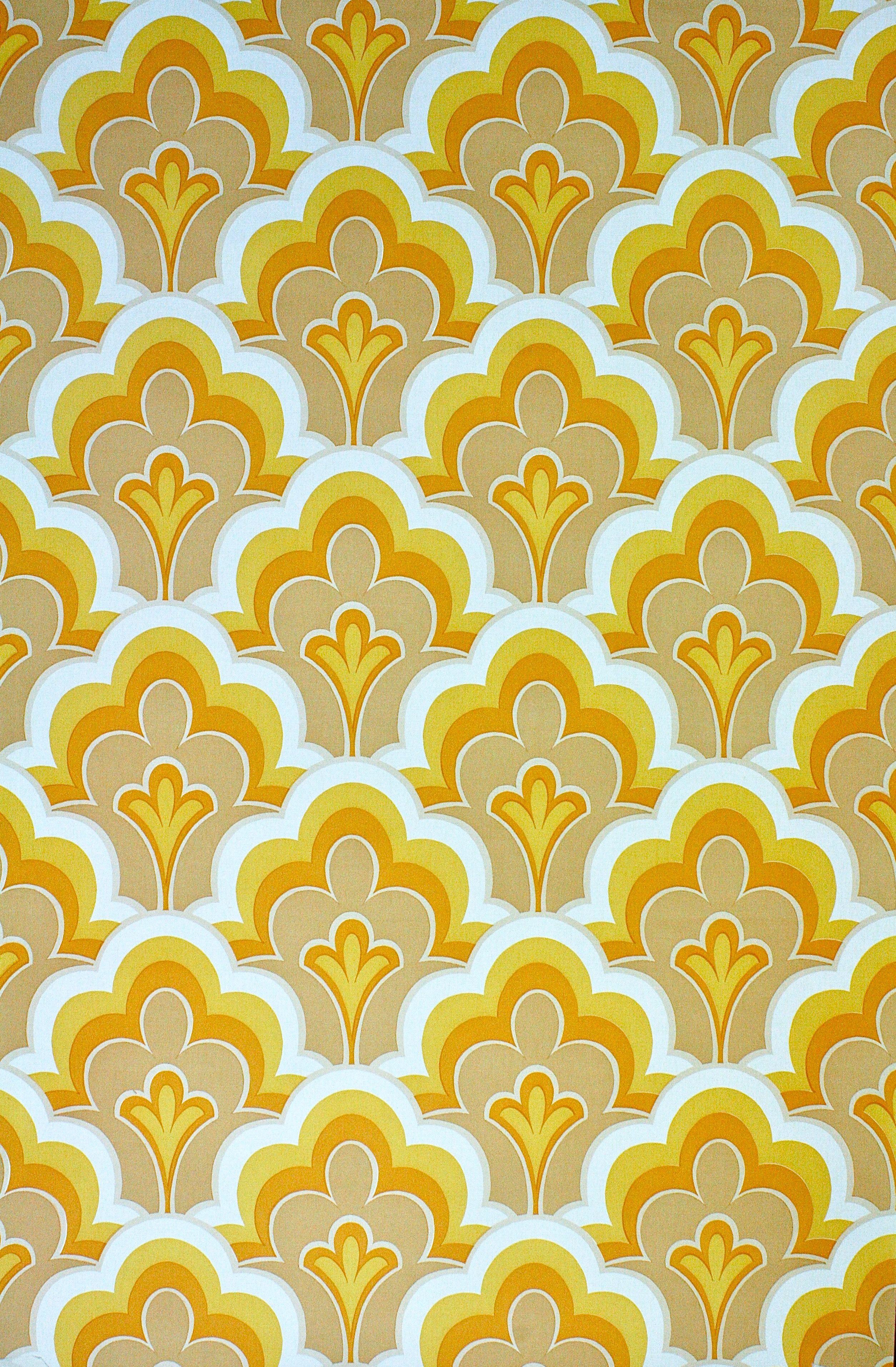 kitchen wallpaper patterns chromcraft chairs retro geometric vinyl vintage wallpapers