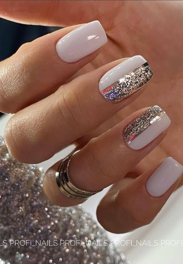 Dark Spring Nails - Spring Trends