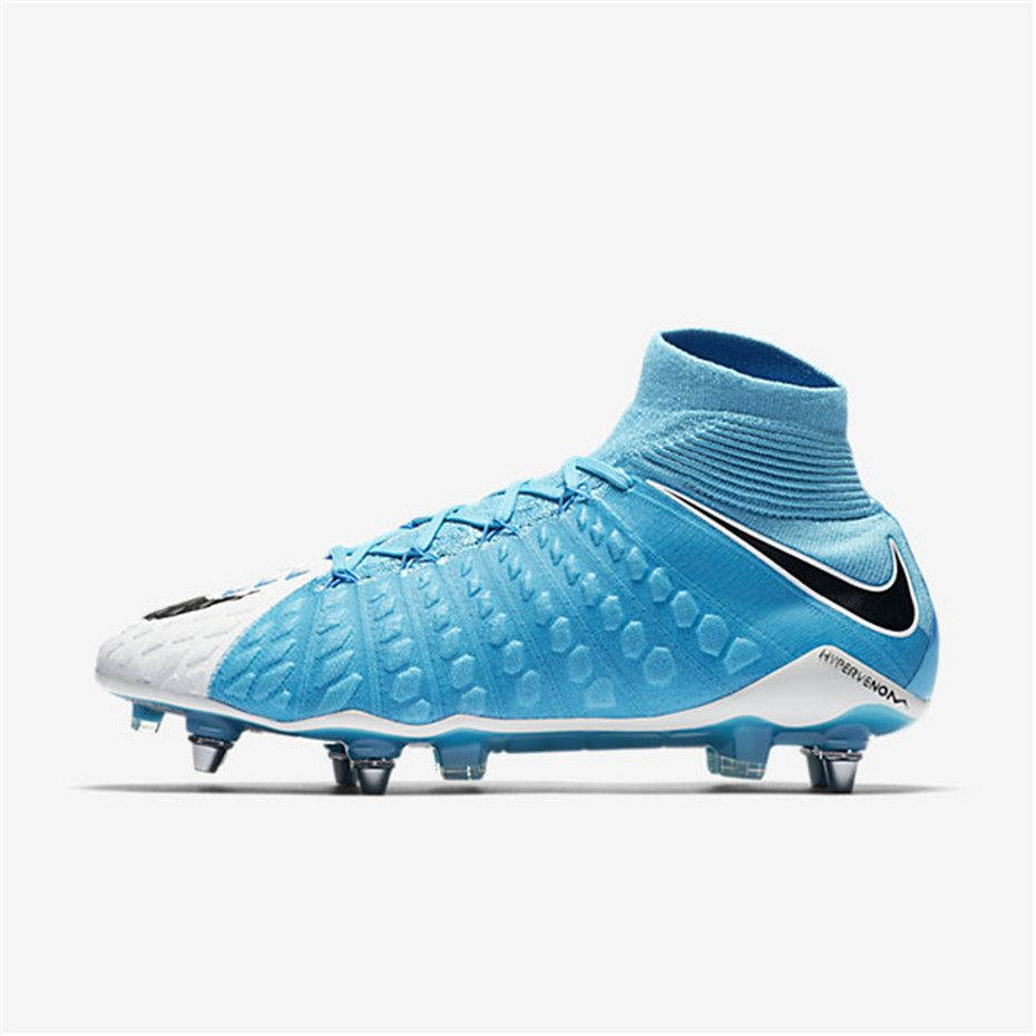 5088f4949dc Nike Hypervenom Phantom 3 DF SG-PRO (Photo Blue   White   Chlorine Blue    Black)