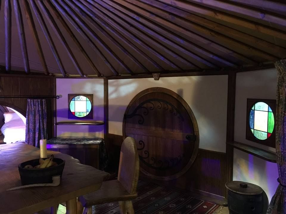 Glamping Provides Escape From The Boardroom Glamping