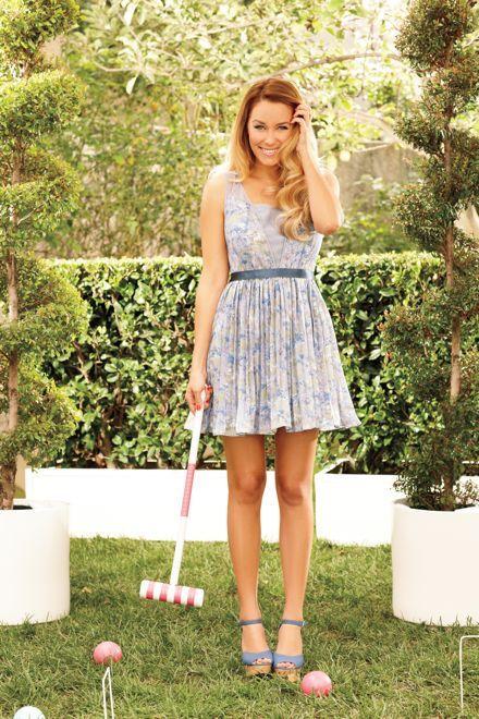 Lauren summer dress