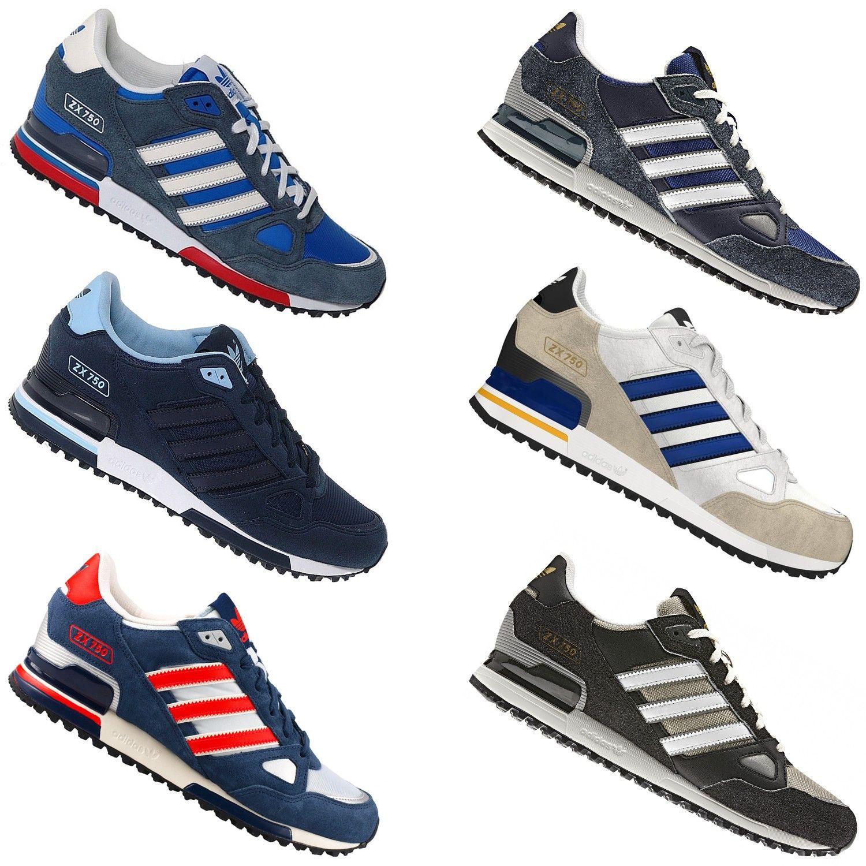 Adidas Original ZX 750 | Zapato tenis, Zapatos de vestir