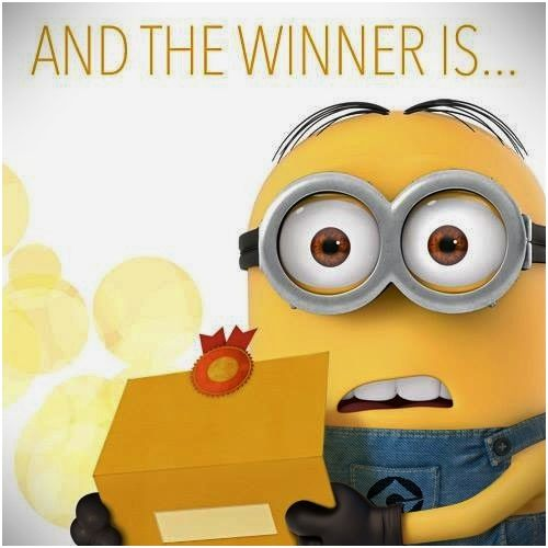 Oscar minion. He should've been there...