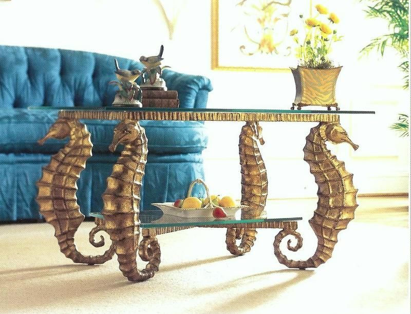 Google Image Result For HttpbpblogspotcomLhaQYxahMU - Seahorse coffee table