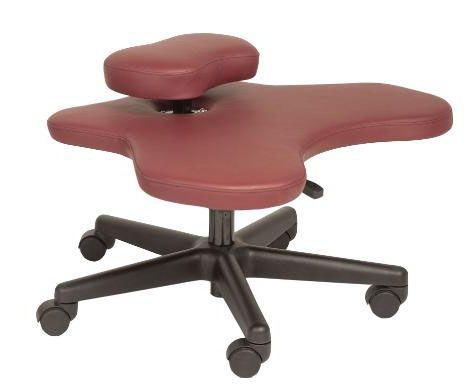 Backless Office Chair For Sitting Cross Legged Furniture