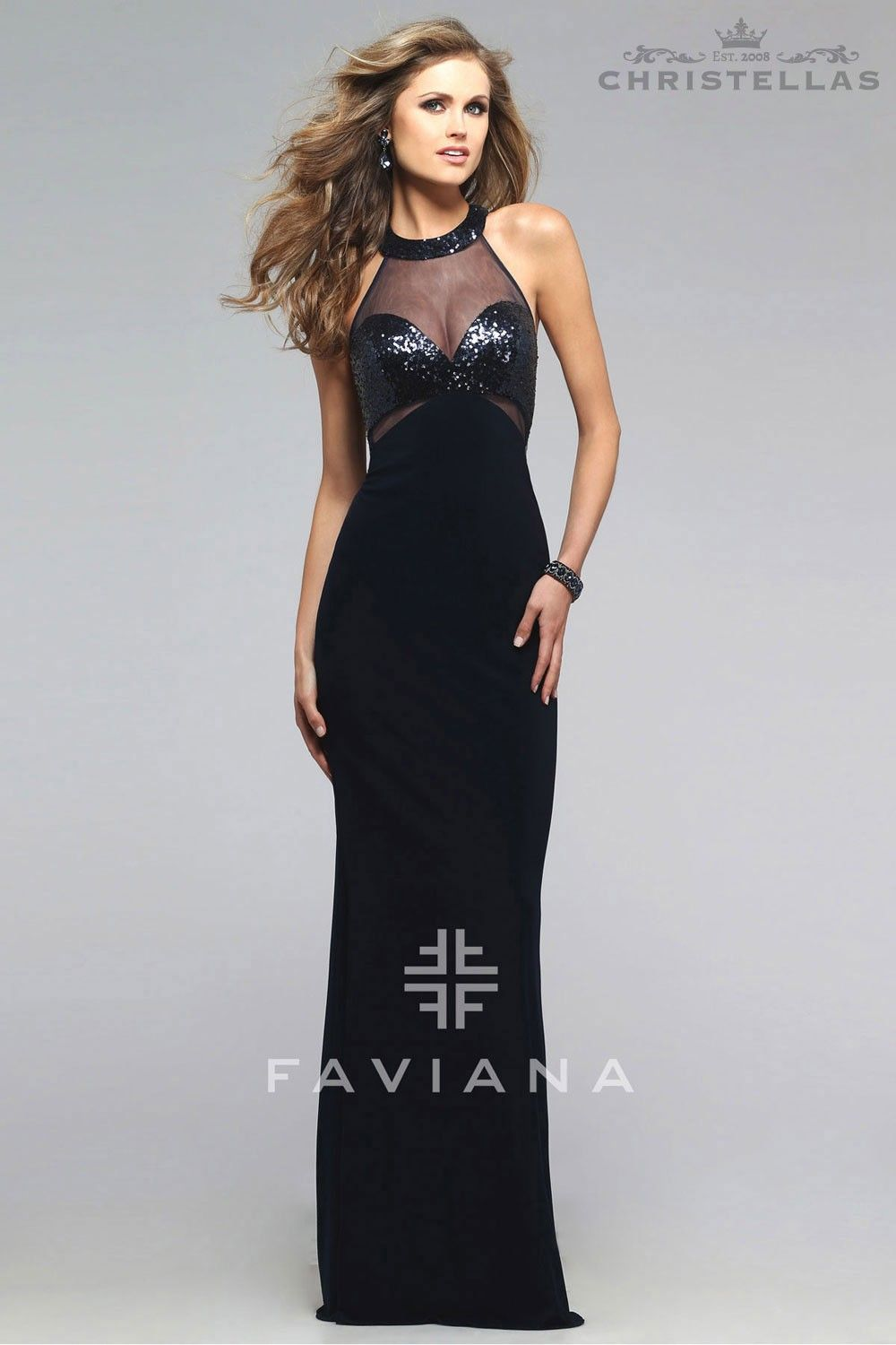 Sultry Prom Dress