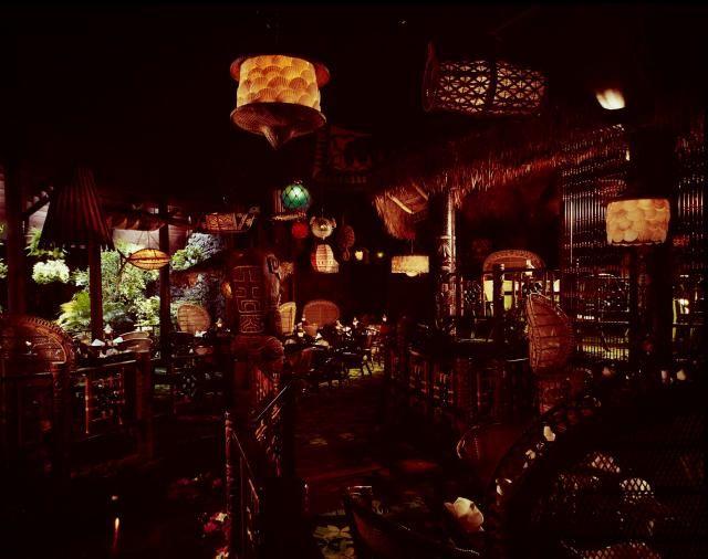 Dallas, Don The Beachcomber | Tiki bar, Beach combing, Tiki