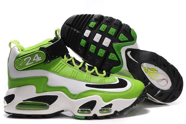 astonishing Cheap Kids Ken Griffey JR Shoes Cheap Sale Fluorescence Green White by gooing in Retroterest. Read more: http://retroterest.com/pin/cheap-kids-ken-griffey-jr-shoes-cheap-sale-fluorescence-green-white/