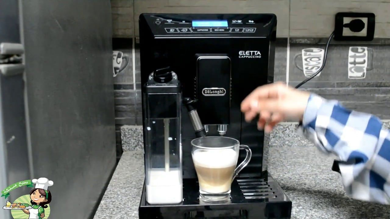افضل مكائن القهوة ديلونجي كيفية استخدام ماكينة ديلونجى وعمل كابتشينو والاسبرسو Coffee Coffee Maker Keurig