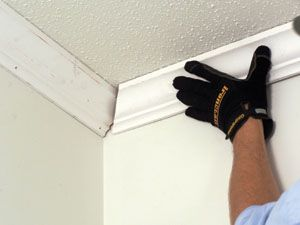How-To on Coping Crownmolding Joints | For the Home | Crown molding
