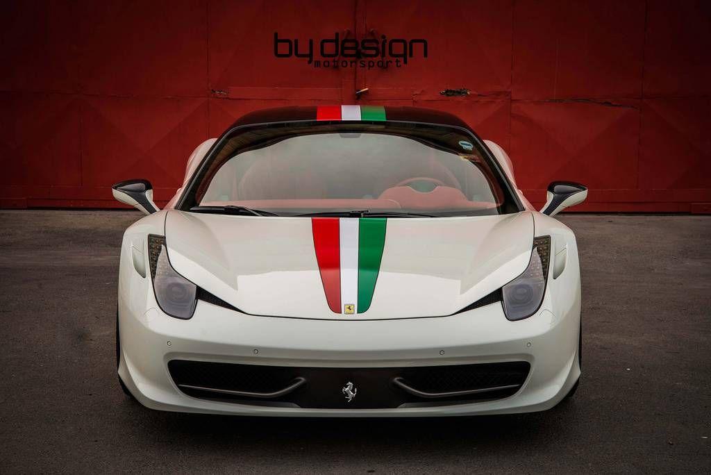 Vehicle · 2014 Ferrari 458 Italia ...