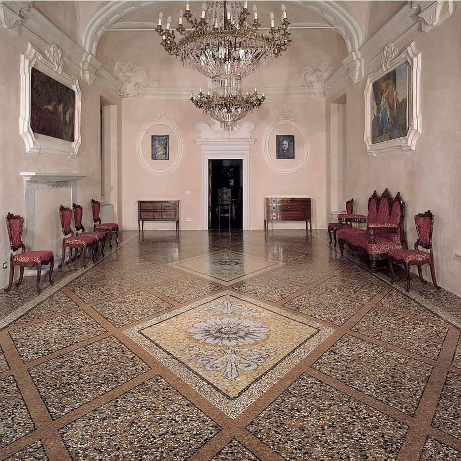 Terrazzo Floor Design In Italy Terrazzo Floor Design