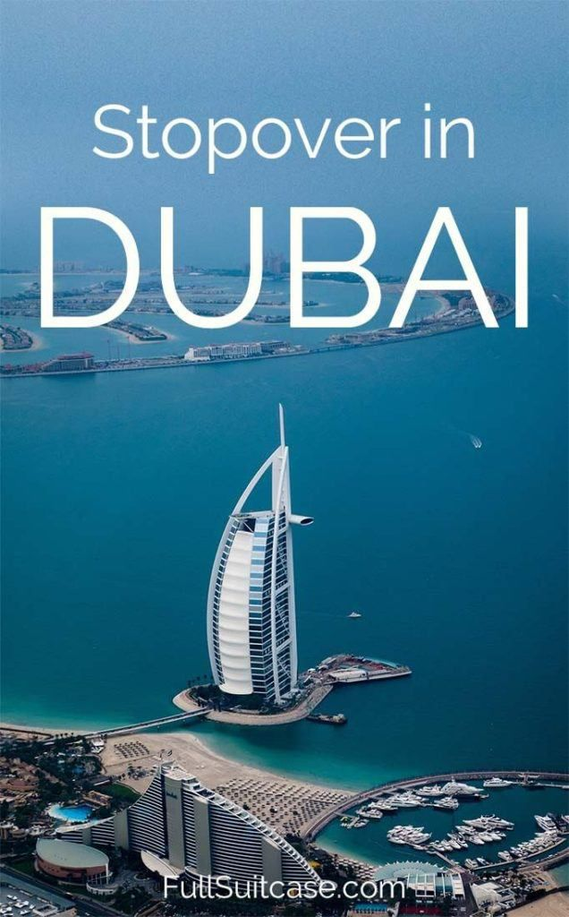 Top Tips for Your Dubai Stopover What to Do & Where to