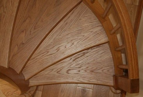 Best Bespoke Wooden Spiral Staircases Spiral Staircase 400 x 300