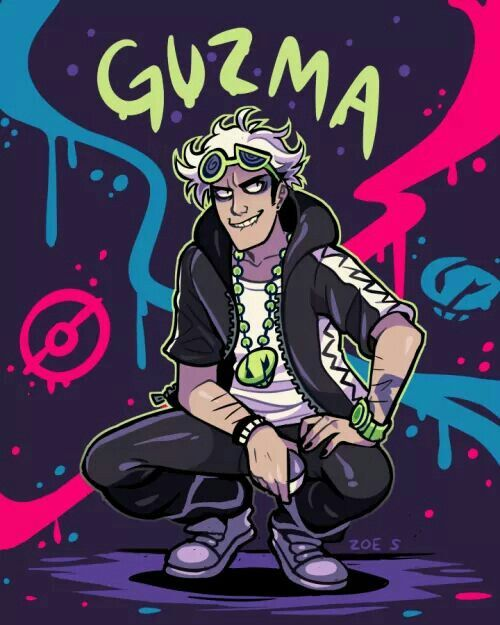 I want Guzma to squat with me