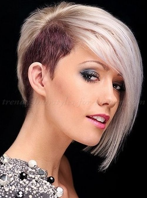 Magnificent 1000 Images About New Hair On Pinterest Undercut Bob Undercut Short Hairstyles Gunalazisus