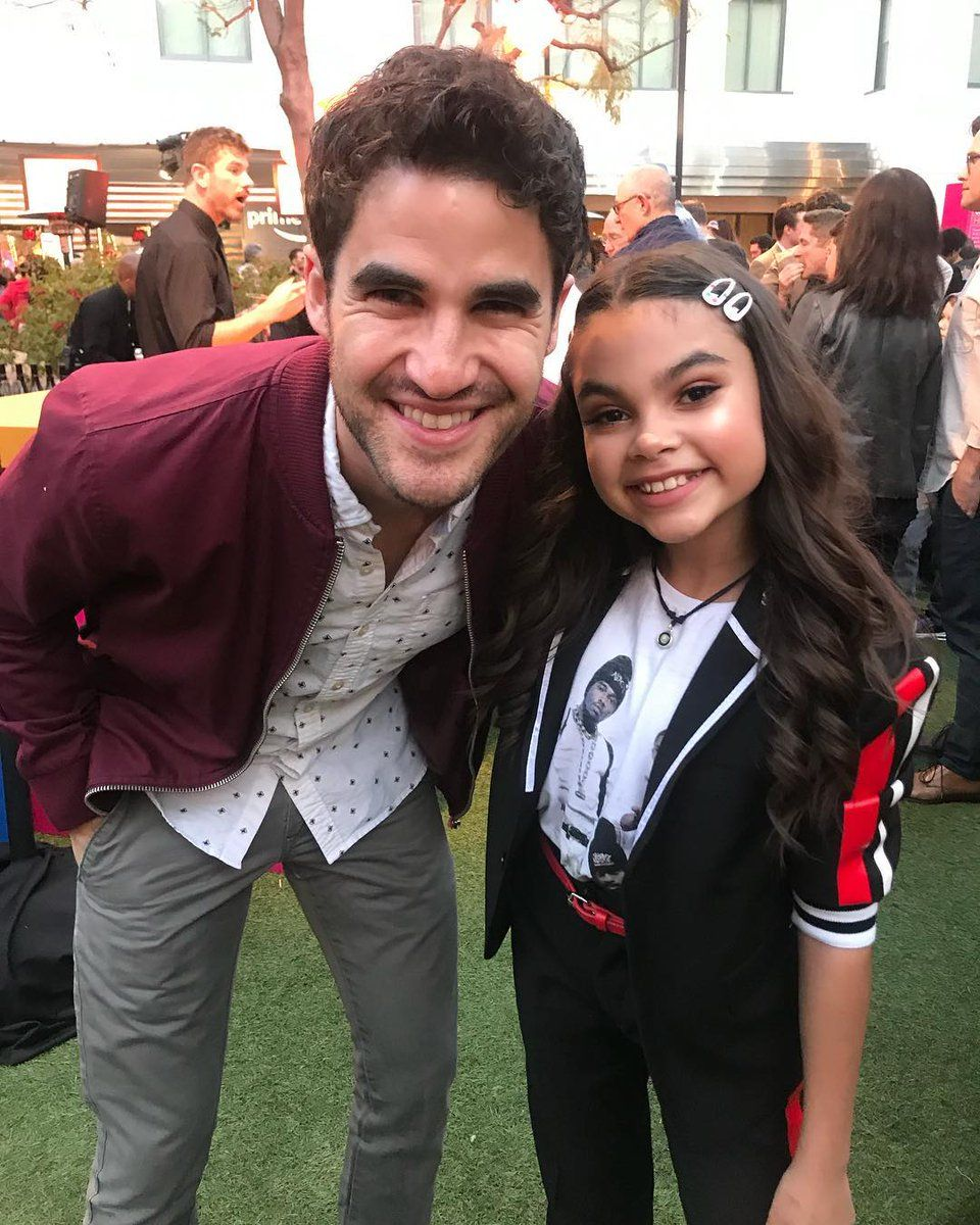 Darren Criss Army On Darren Criss Stuck In The Middle Ariana