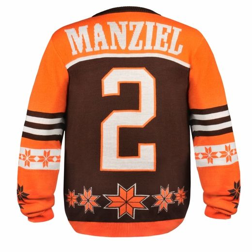 Cleveland Browns Christmas Sweater.Pin On Nfl Ugly Sweaters
