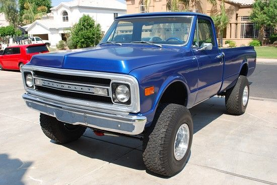 1968 C20 Pickup Lifted Trucks Classifieds Lifted Trucks Chevy Trucks Lifted Ford Trucks