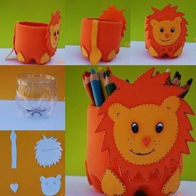 manualidades niños Recycle Art Pinterest Cd crafts, Craft and
