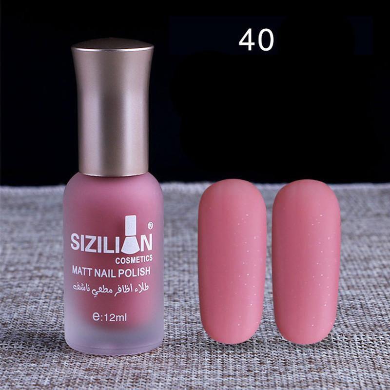 Matte Fast Dry Long-lasting Nail Polish | Long lasting nail polish ...