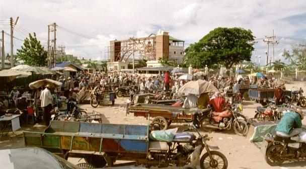 Svay Pak Phnom Penh Cambodia