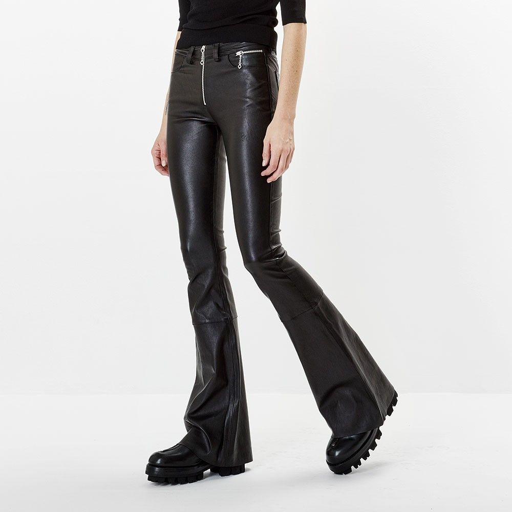 ALYX LEATHER BELL PANT