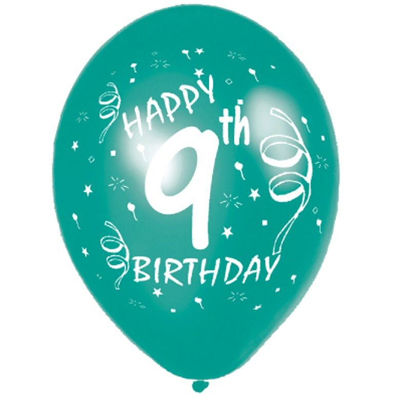 Happy 9th Birthday Images