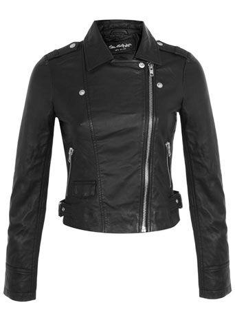 MIss Selfridges- Black Leather Jacket
