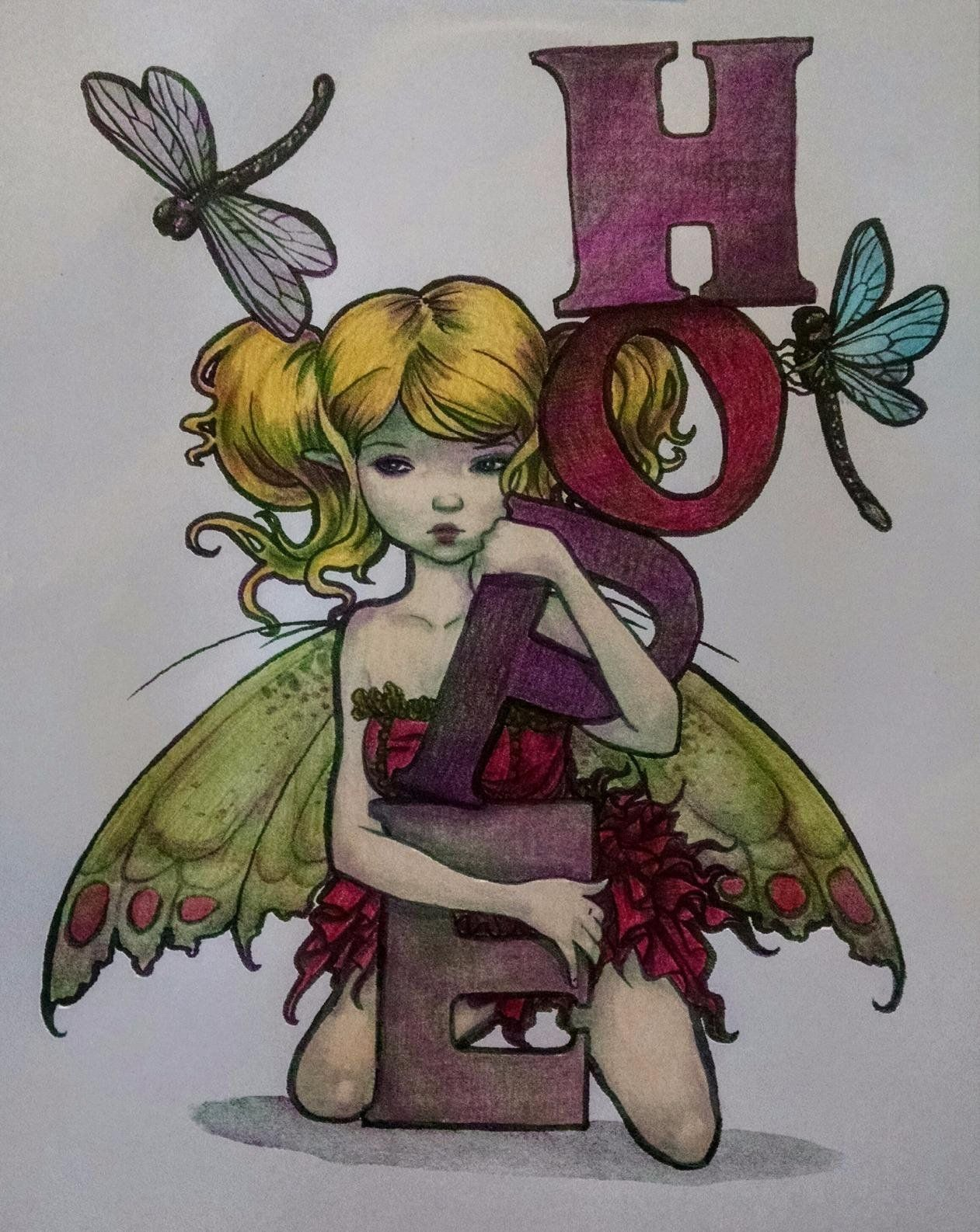 Fairy art coloring book by selina fenech - Amazon Com Fairy Art Grayscale Coloring Edition Grayscale Coloring Books By Selina