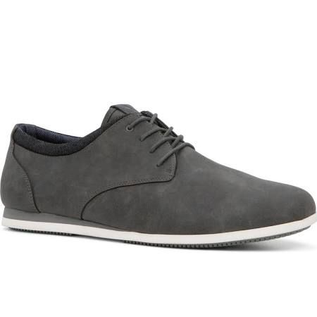aldo aauwen  men's shoes casual  dark grey  mens