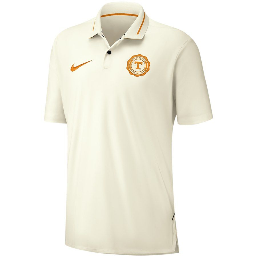 320d8392 Tennessee Volunteers Nike Rivalry Performance Polo – Cream in 2019 ...