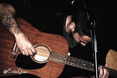 Concierto Pablo Vega www.evafotografa.blogspot.com