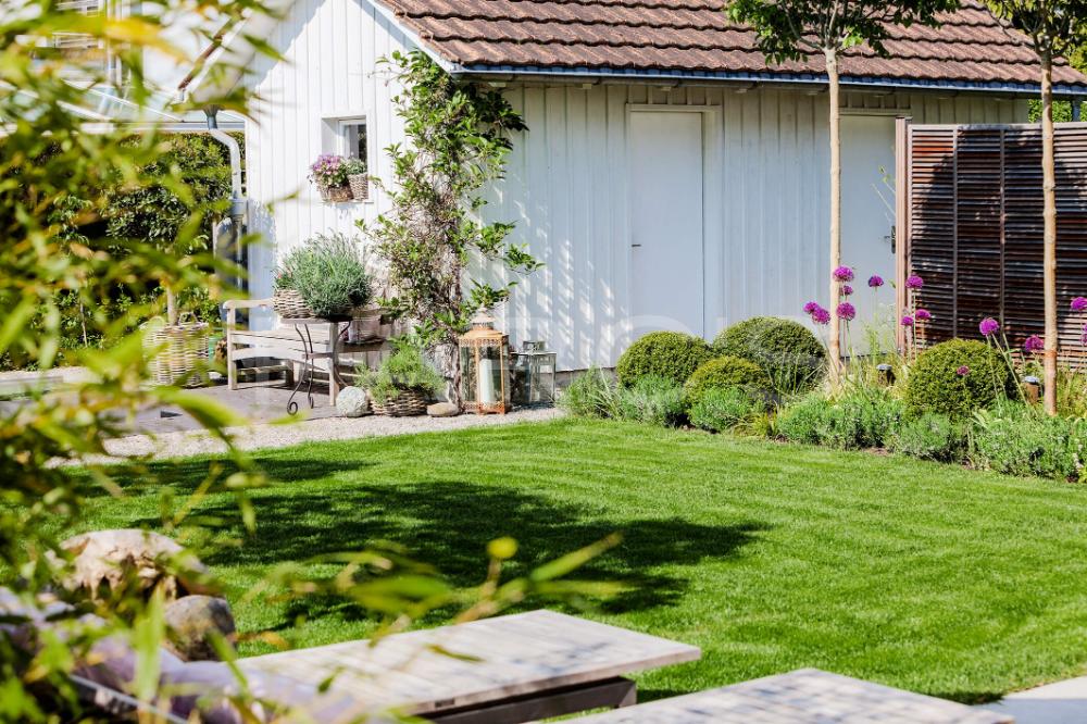 Belgisch Englischer Gartenstil Parc S Gartengestaltung Die Raumliche Aufteilung Wurde Mit Leichter Verschachtelung Gelo Garten Gartengestaltung Schone Garten