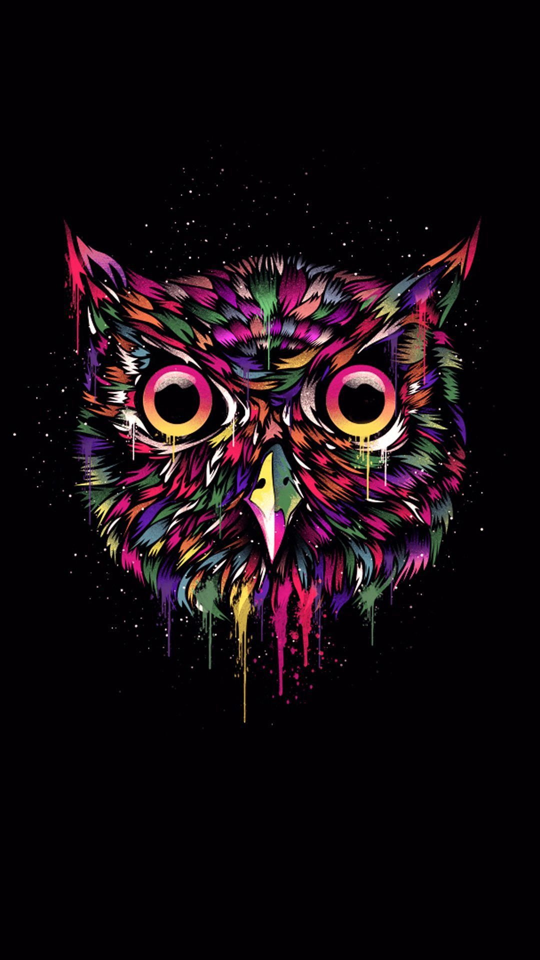 Owl Iphone Android Iphone Desktop Hd Backgrounds Wallpapers 1080p 4k 107854 Hdwallpapers A Cute Owls Wallpaper Owl Wallpaper Iphone Owl Wallpaper