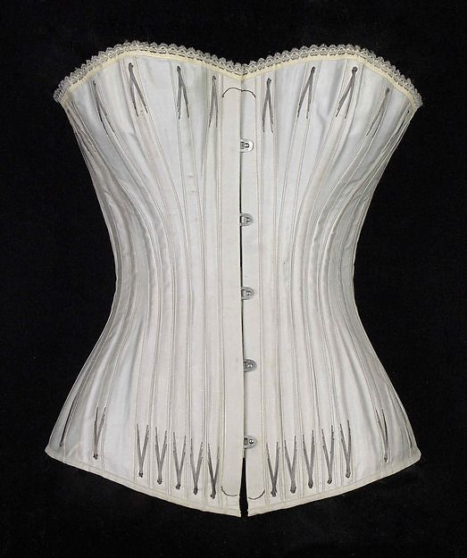 American lingerie and corset manufactures
