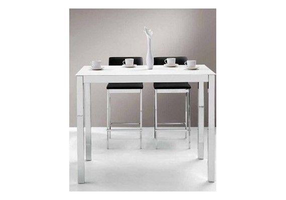 Oferta mesa alta para cocina comedor con encimera en for Mesa cocina silestone